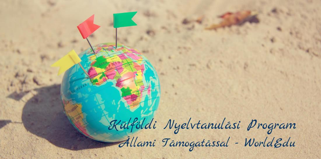 Külföldi Nyelvtanulási Program Állami Támogatással
