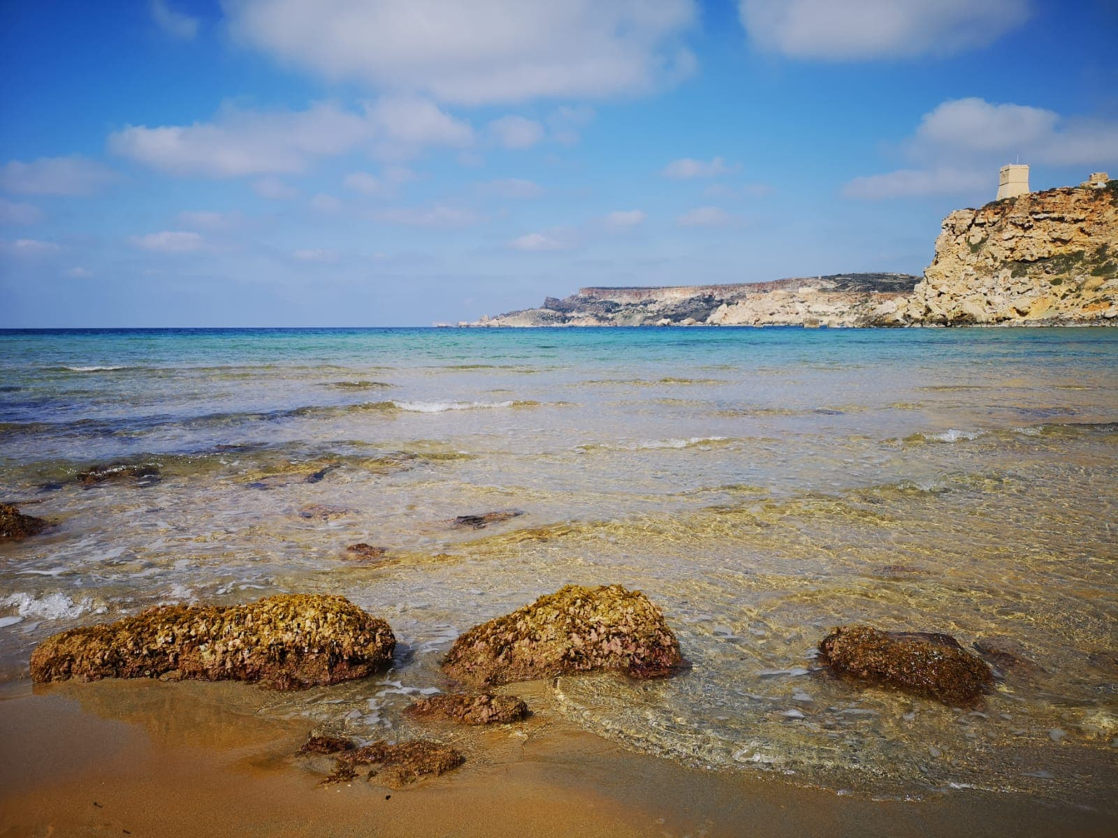 málta tengerpart 2021